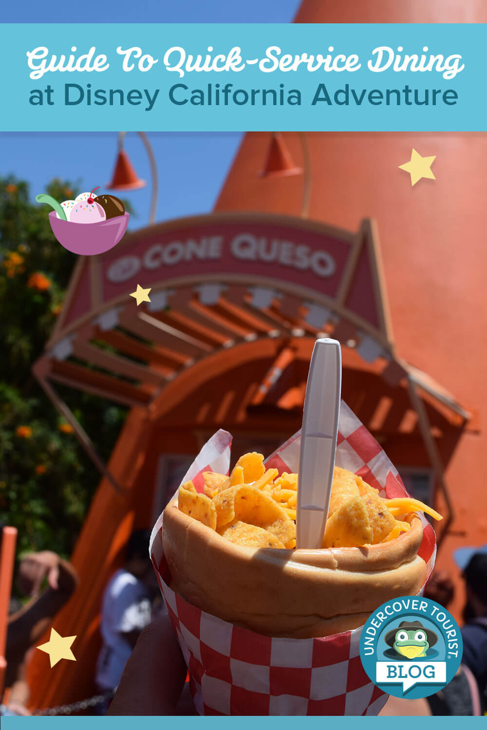 Best California Adventure Quick-Service Restaurants