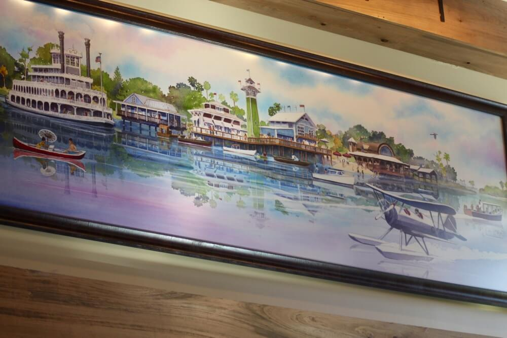 Disney Springs Tips - Artwork - The Landing
