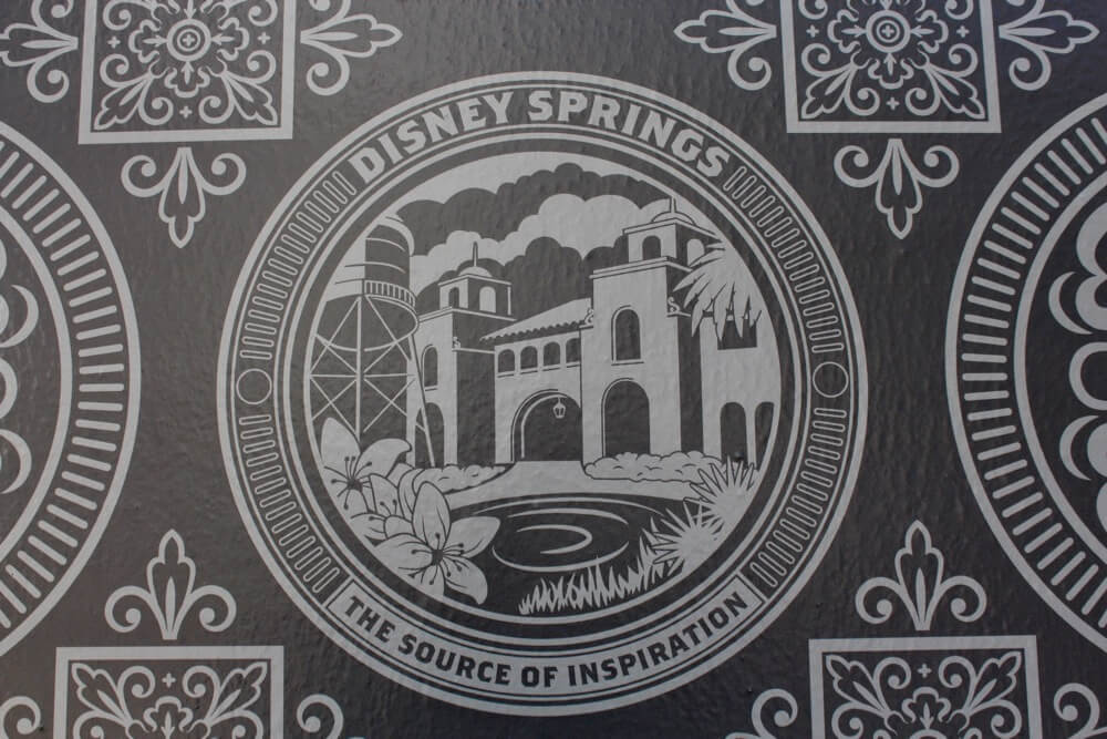 Disney Springs - Logo