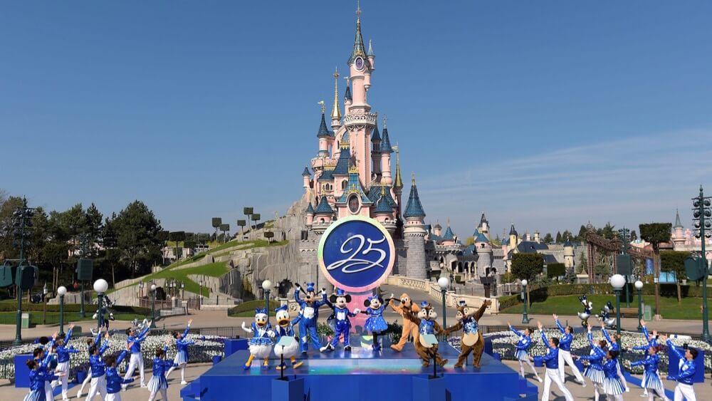 Christmas in the Wizarding World of Harry Potter - Disneyland Paris 25