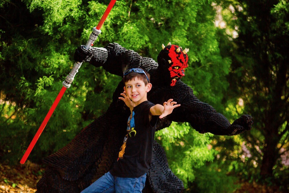 Feel The Force During LEGO Star Wars Days at LEGOLAND Florida in May