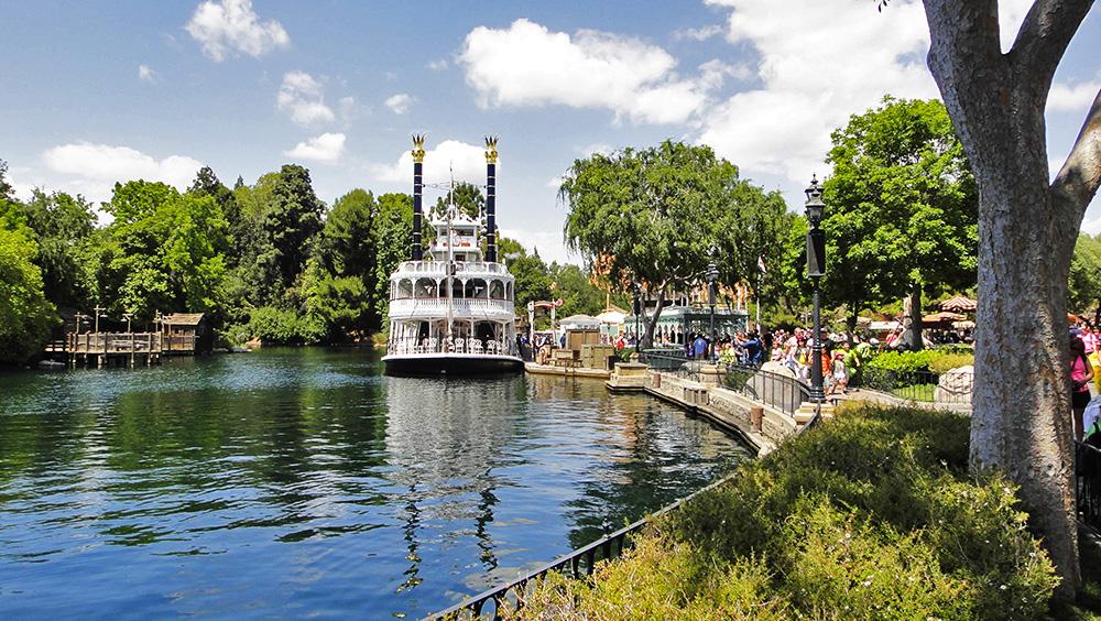The Secret History of Disney Rides: Liberty Square Riverboat - Mark Twain