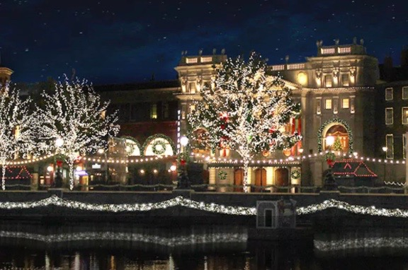 Christmas is Coming Early to Universal Orlando, Wizarding World