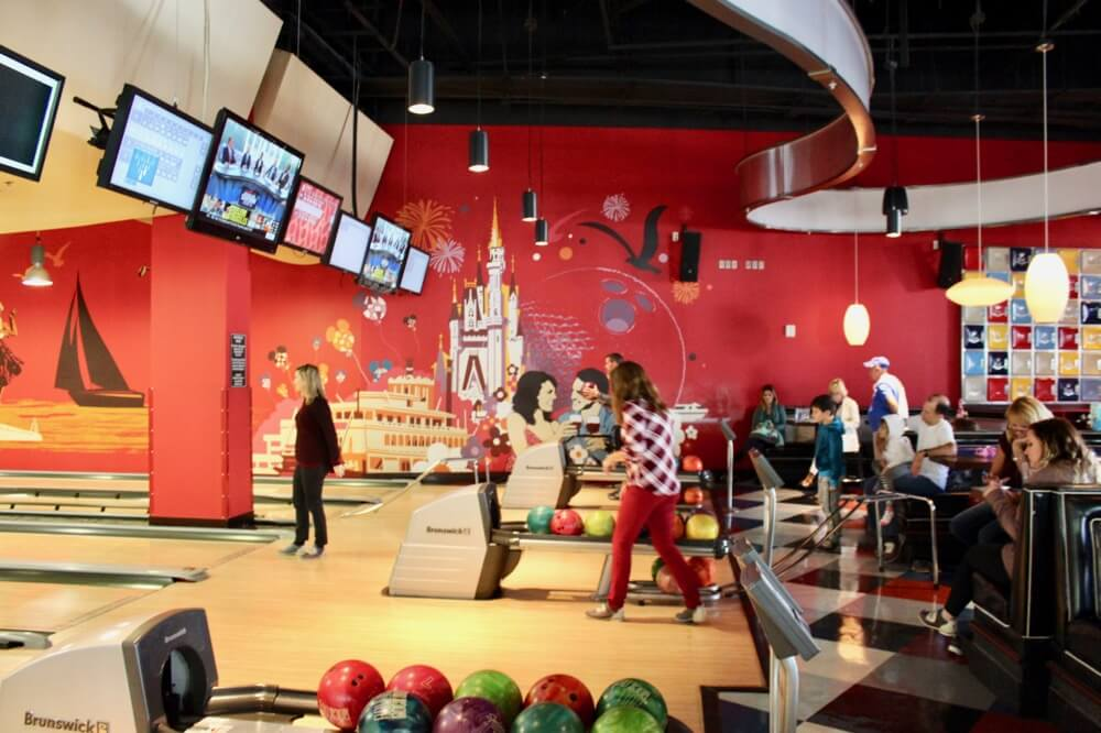 Splitsville - Disney Springs