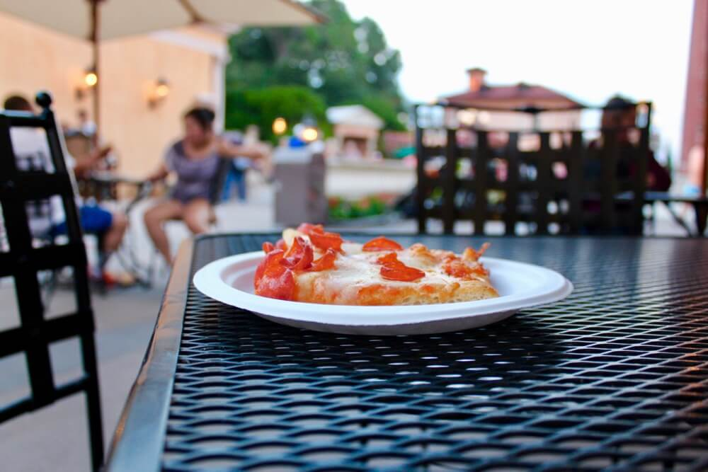Counter Service Restaurants at Epcot - Via Napoli Pizza