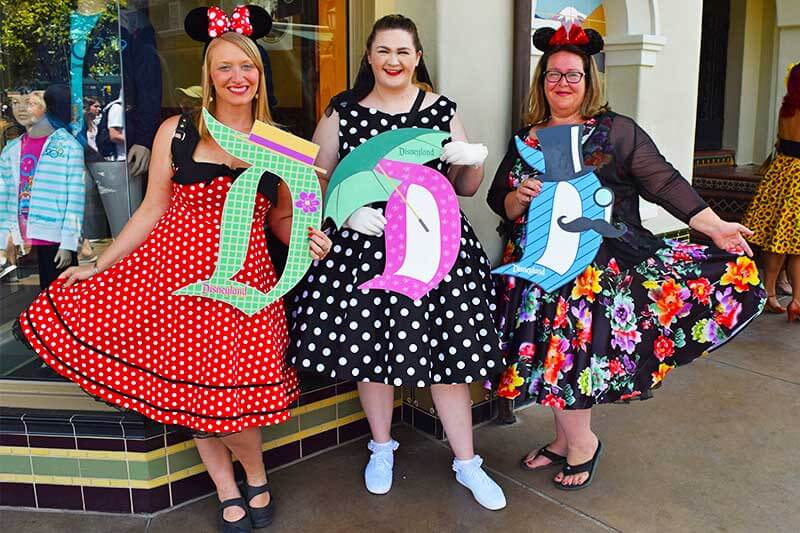 The Dashingly Good Guide to Disneyland Dapper Day