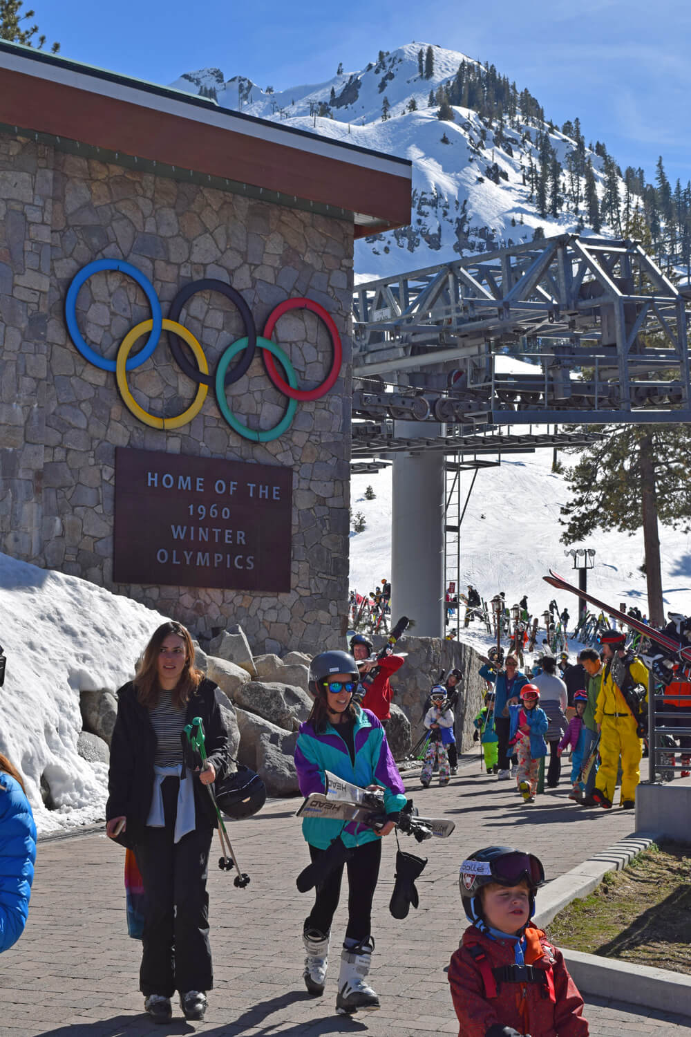 Squaw Valley Alpine Meadows Olympic Center