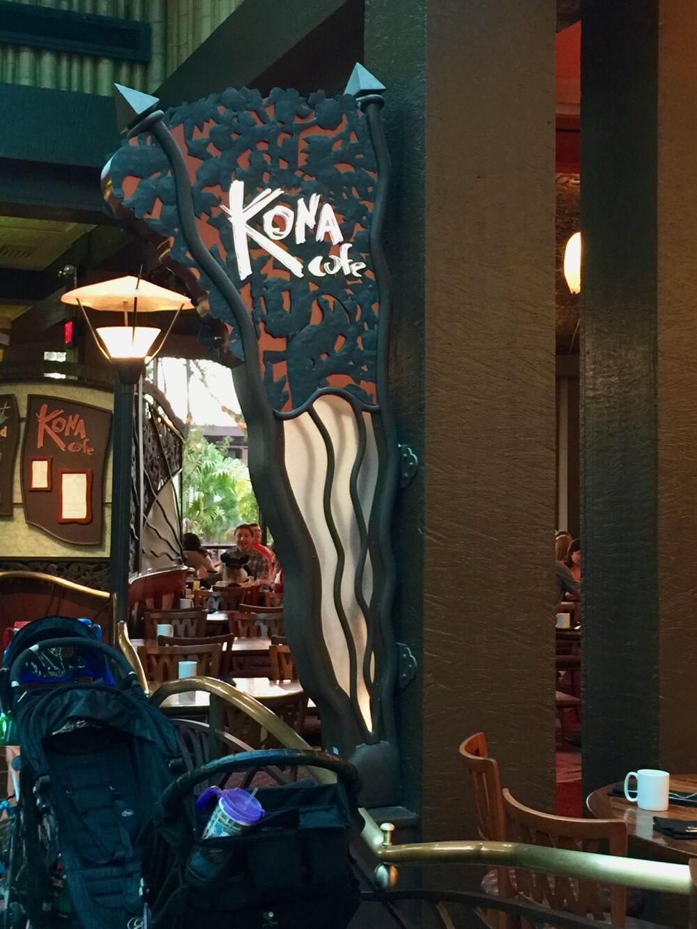 Eating Gluten Free at Disney Springs & Disney World Resort Hotels - Kona Cafe