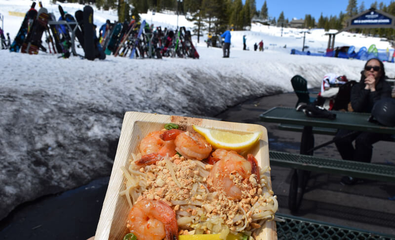 Northstar California Guide - Mountain Dining