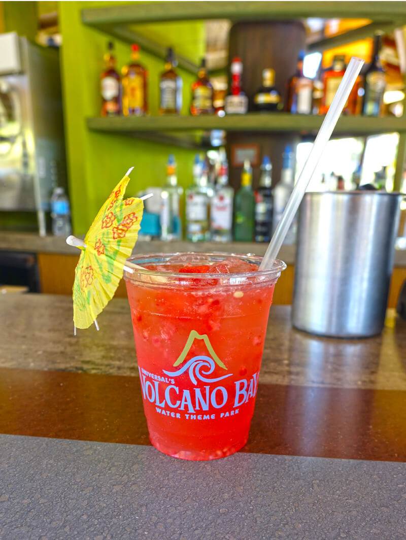 Universal Volcano Bay Vol's Fire Punch