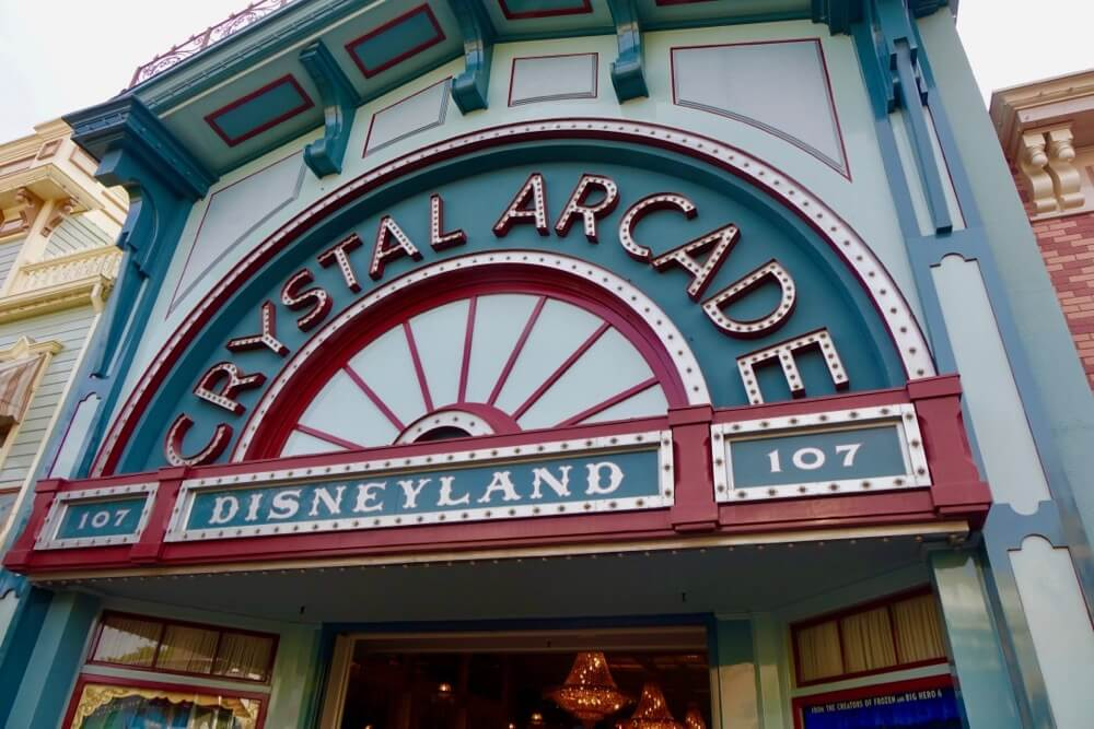 Hotels Near Disneyland - Crystal Arcade