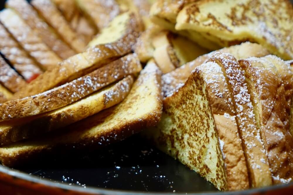 Hotels Around Dinseyland - French Toast