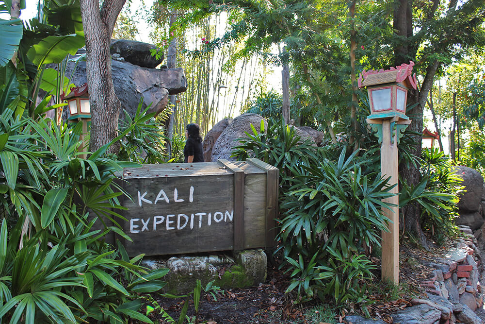 The Secret History of Disney Rides: Kali River Rapids - Kali Expedition