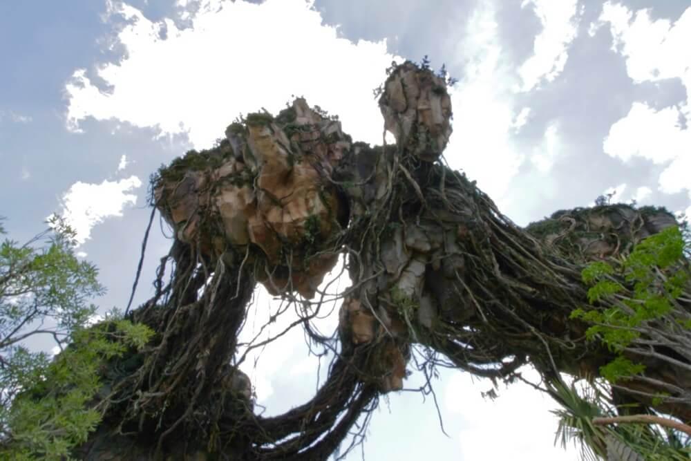 Pandora The World of Avatar - Floating Mountains