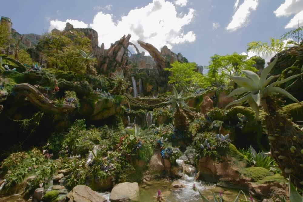 Pandora The World of Avatar - Pandora Landscape