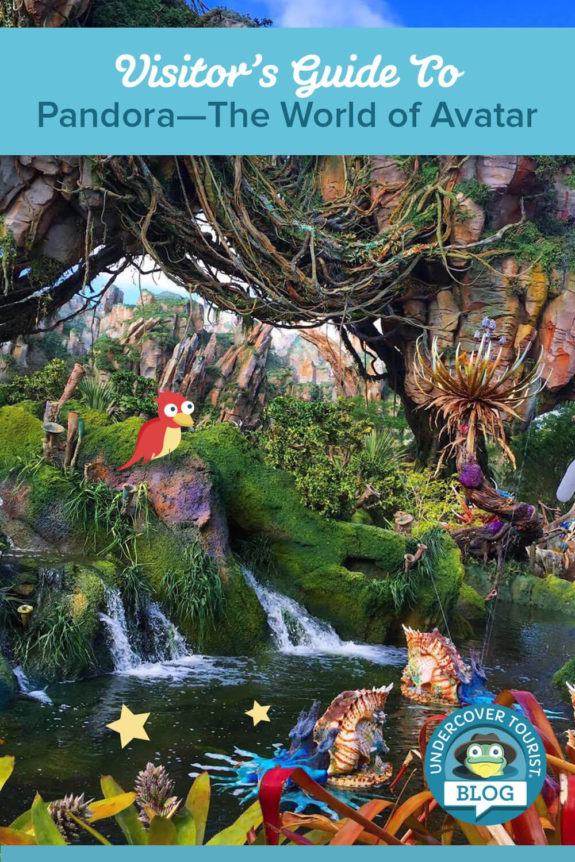 Pandora World Of Avatar Pinterest