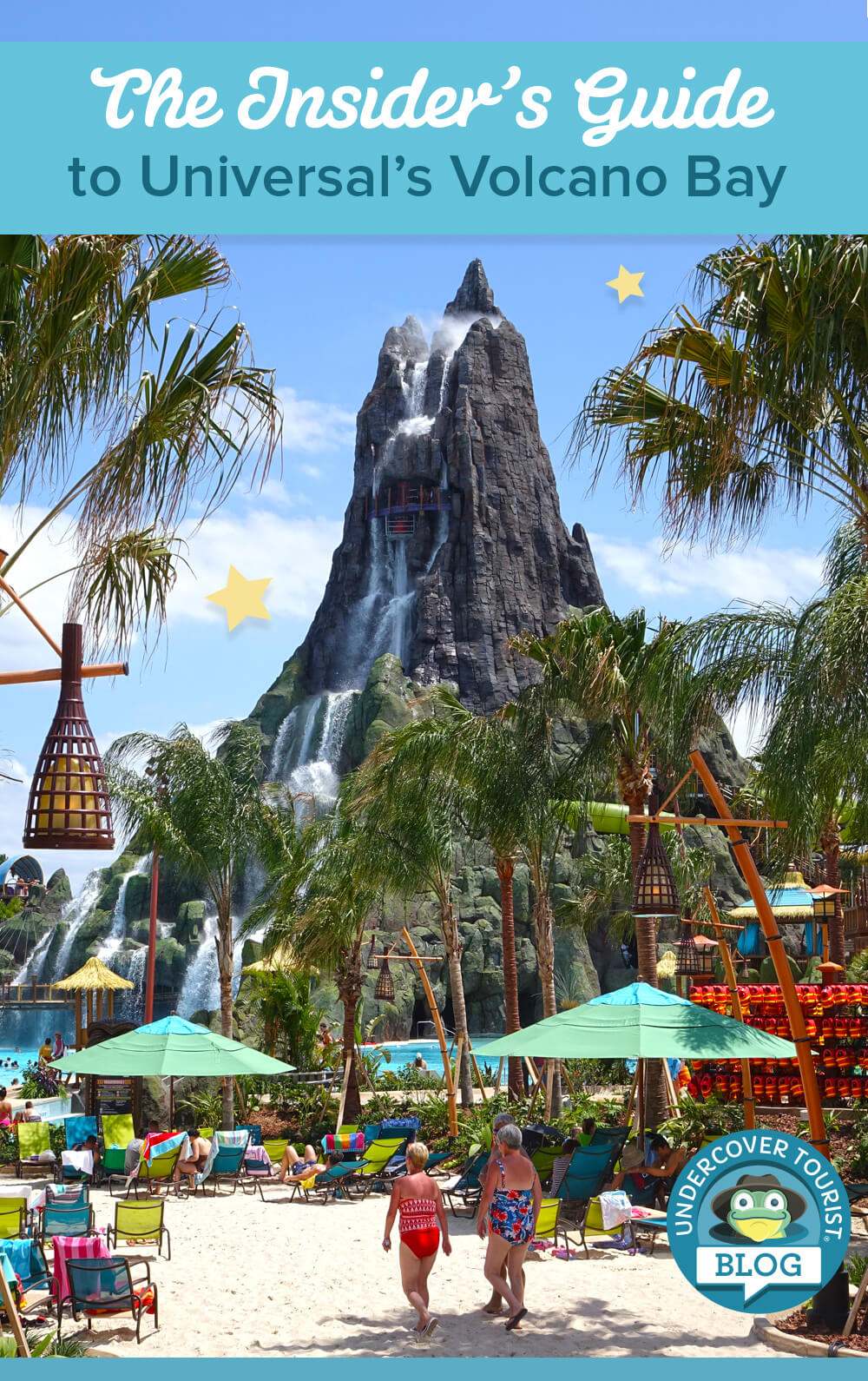 Guide to Universal's Volcano Bay