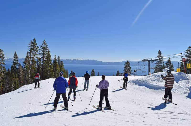 How to Pick the Best Tahoe Ski Resort for Your Family