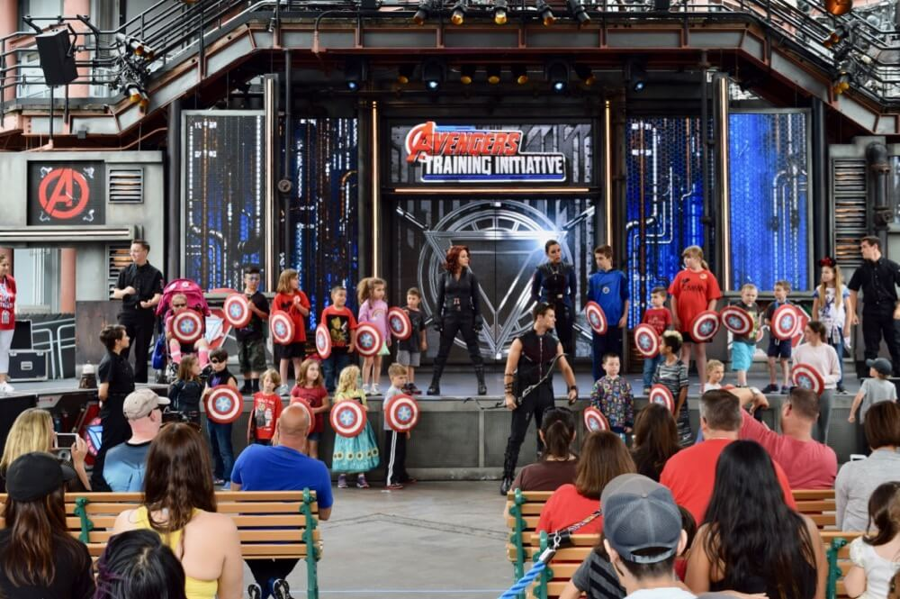 Tips for Summer of Heroes in Disney California Adventure - Avengers Training Initiative