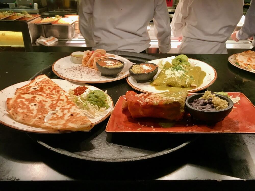 Universal Citywalk Orlando Restaurants Antojitos Mexican Food