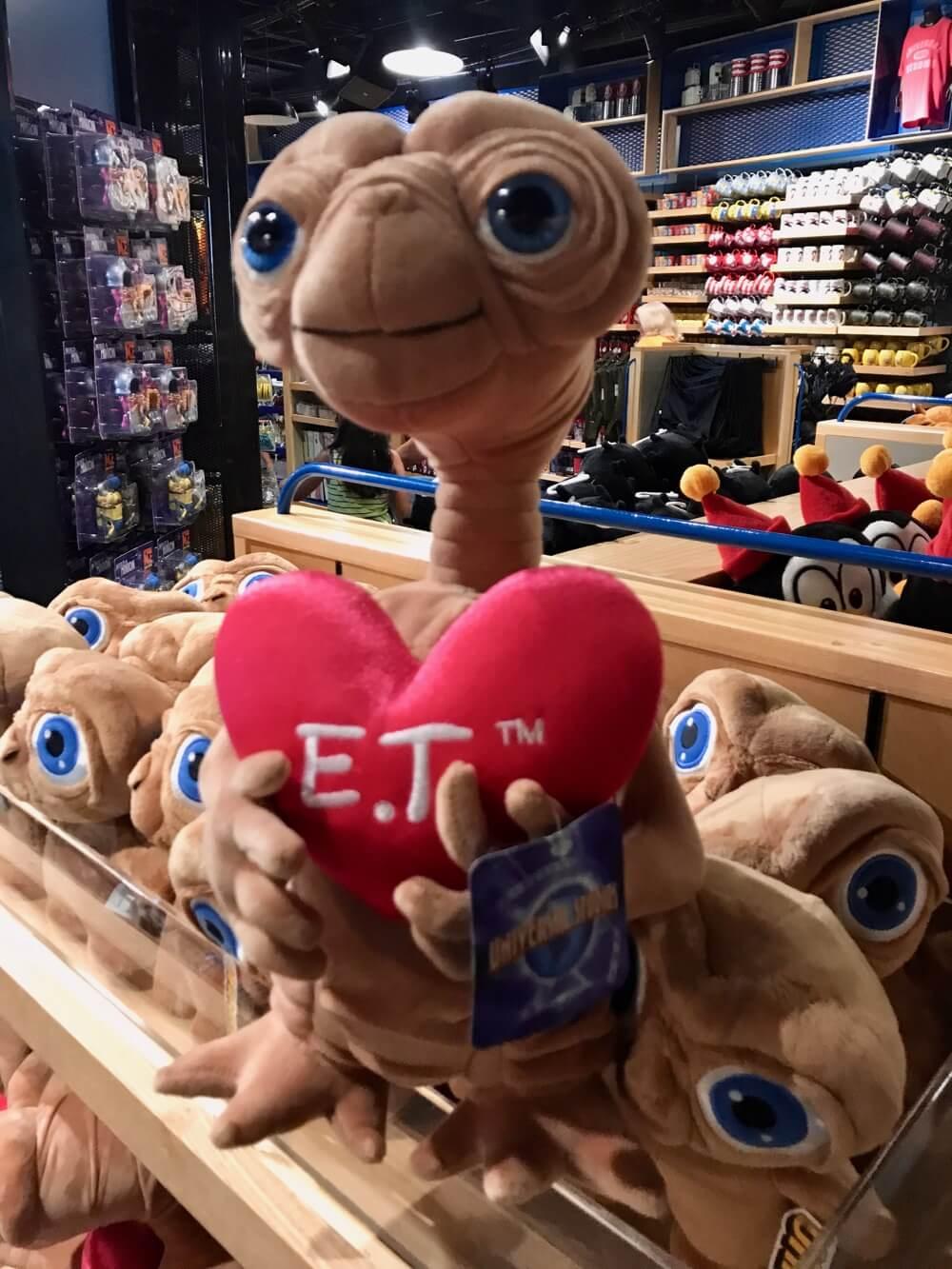 Universal CityWalk Orlando - CityWalk E.T in Studio Store