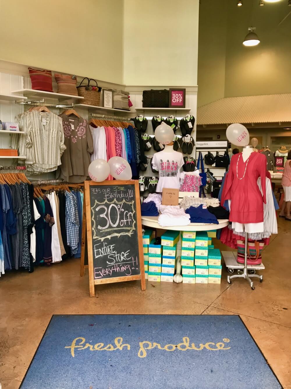 Universal CityWalk Orlando - CityWalk Fresh Produce Interior