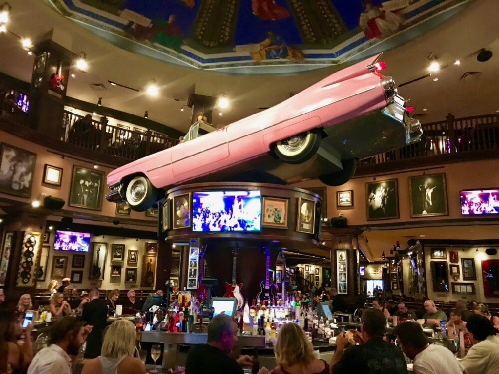Universal CityWalk Restaurants - CityWalk Hard Rock Cafe