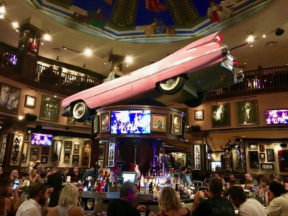 Hard Rock Cafe Orlando Universal Menu