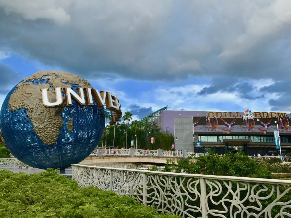 Universal CityWalk Orlando - Universal Studios Florida Entrance