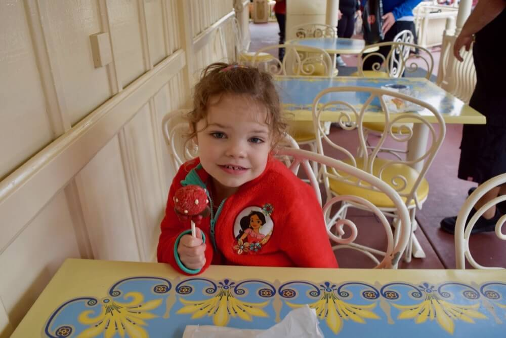 Best Disneyland Snacks - Disneyland Cake Pop