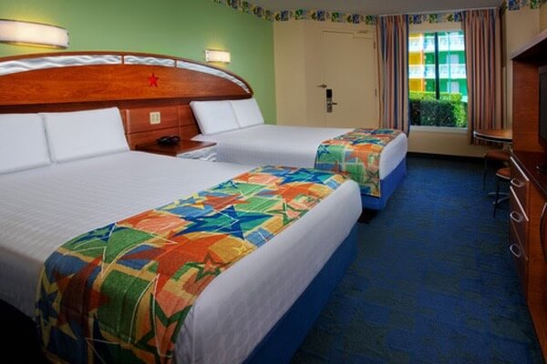 Disney World Value Resort Hotels - Disney's All Star Sports Resort Room
