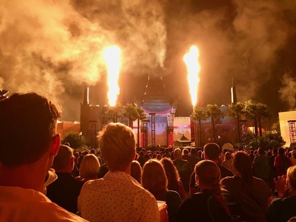 4th of July at Disney World - Disneys Hollywood Studios Star Wars