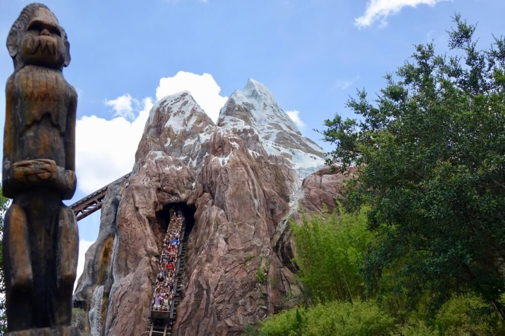 Pandora World Of Avatar - Expedition Everest