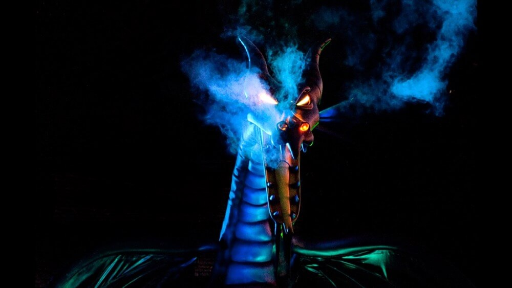 Fantasmic! Returns to Disneyland on July 17