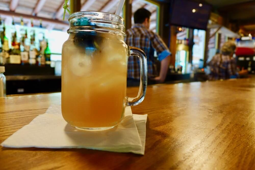 Fort Wilderness at Disney World - Ft. Wilderness Crokett's Tavern Drink