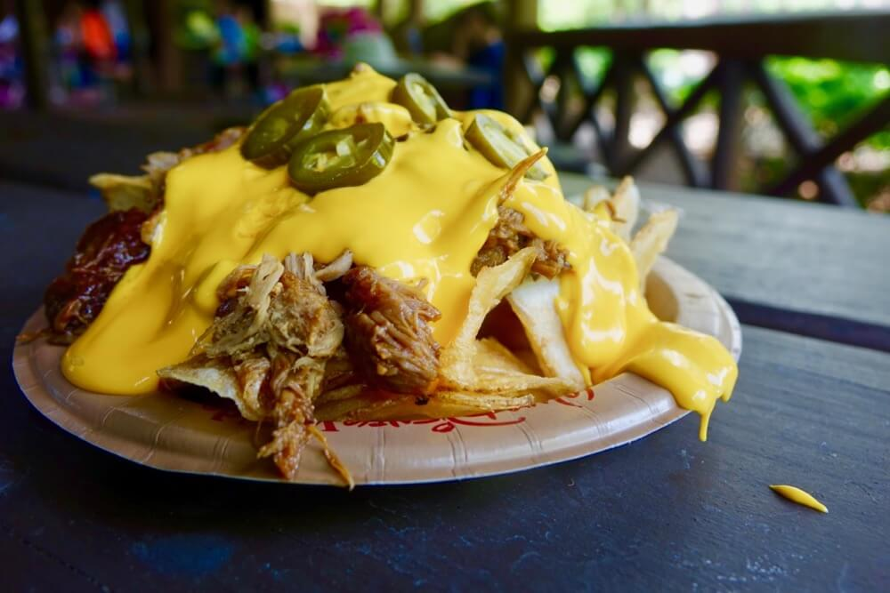 Fort Wilderness at Disney World - Ft. Wilderness Loaded Chips