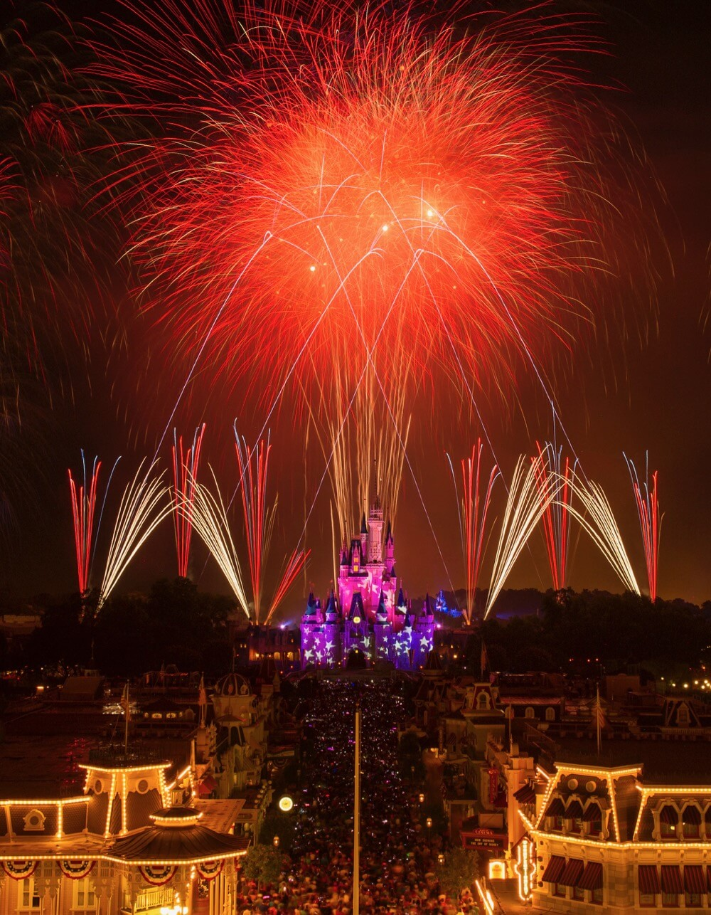 Spectacular Ways to Celebrate the Fourth of July at Disney World
