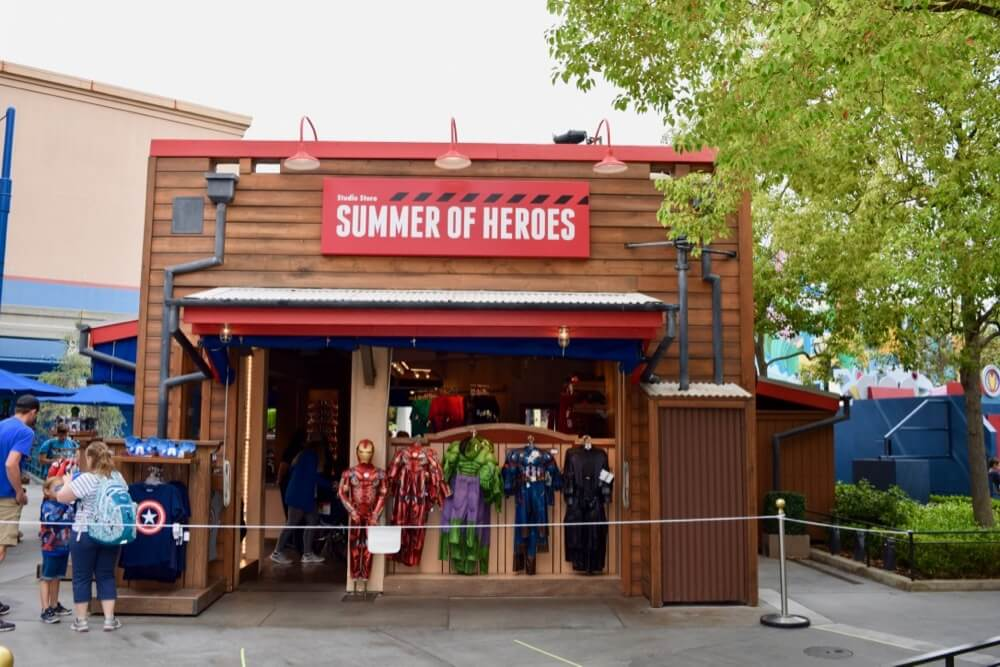 Tips for Summer of Heroes in Disney California Adventure - Gear Up Store