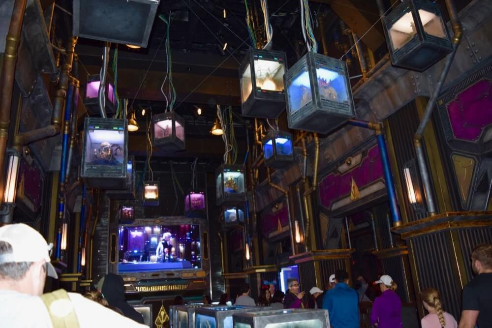 Tips for Summer of Heroes in Disney California Adventure - Guardians of the Galaxy - Mission Breakout! Collection Room
