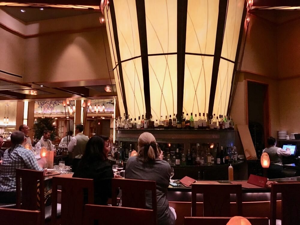Best Bars and Lounges at Disneyland - Napa Rose Lounge Bar