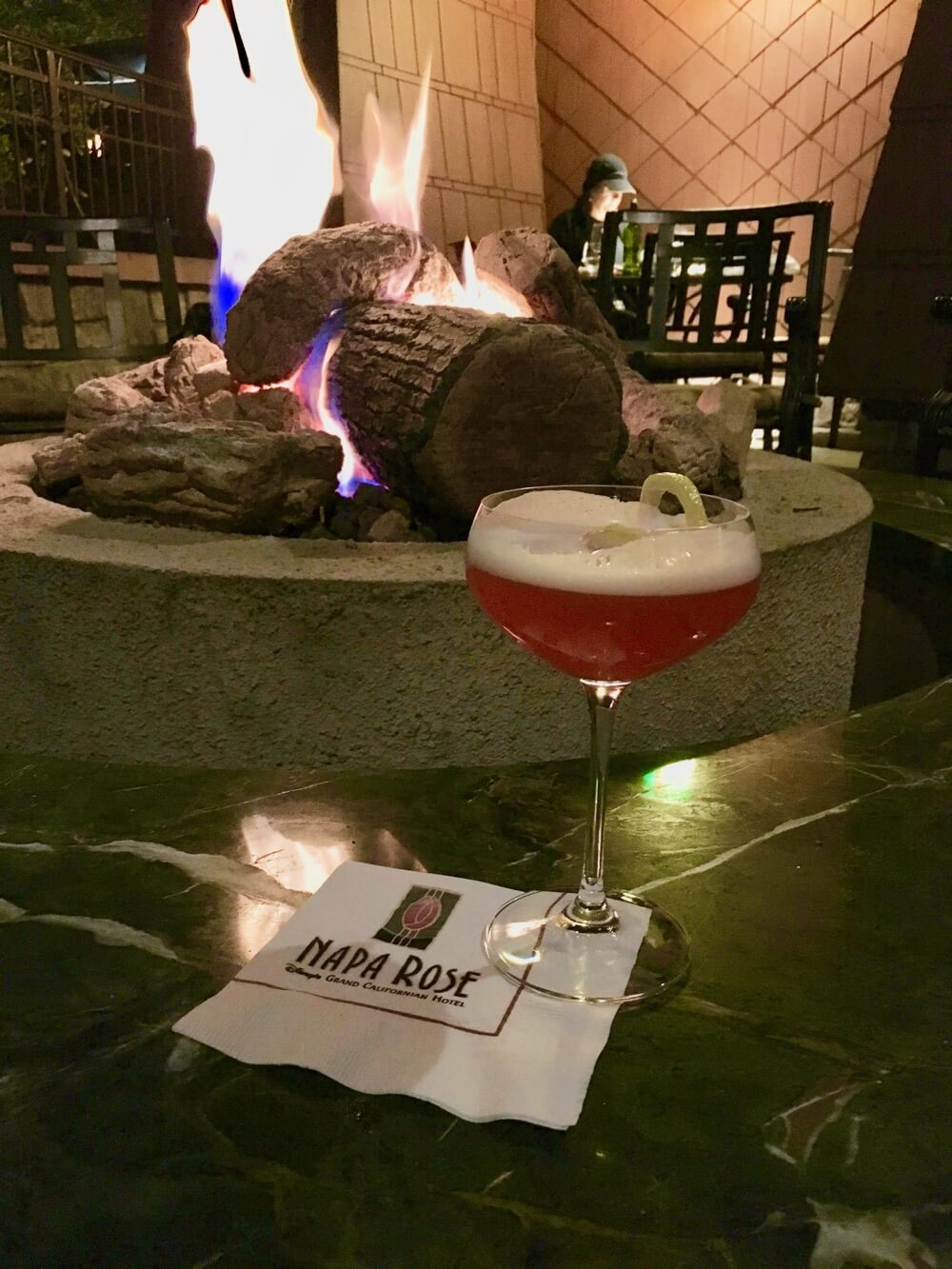 Best Bars and Lounges at Disneyland - Napa Rose Passion
