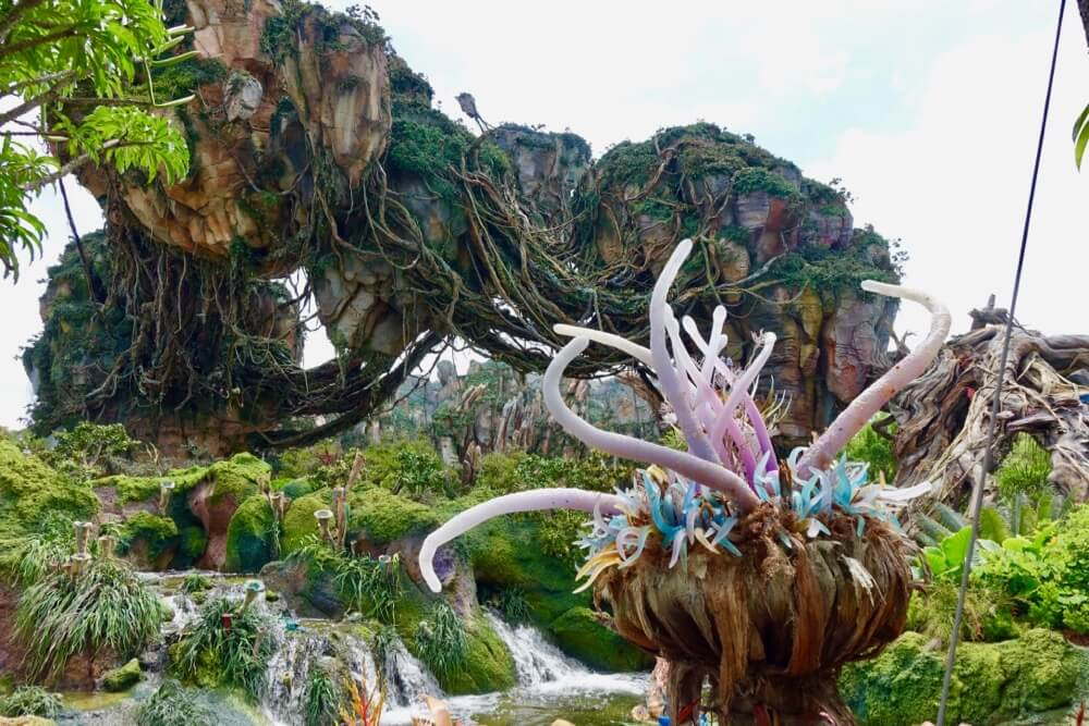 Pandora World Of Avatar - Floaring Mountains