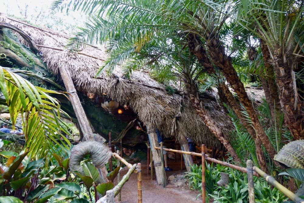 Pandora World Of Avatar - Na'vi River Journey Hut