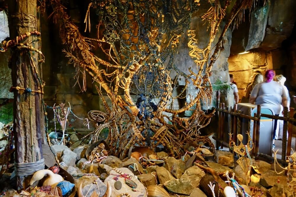 Pandora World of Avatar Fastpass - Navi River Journey