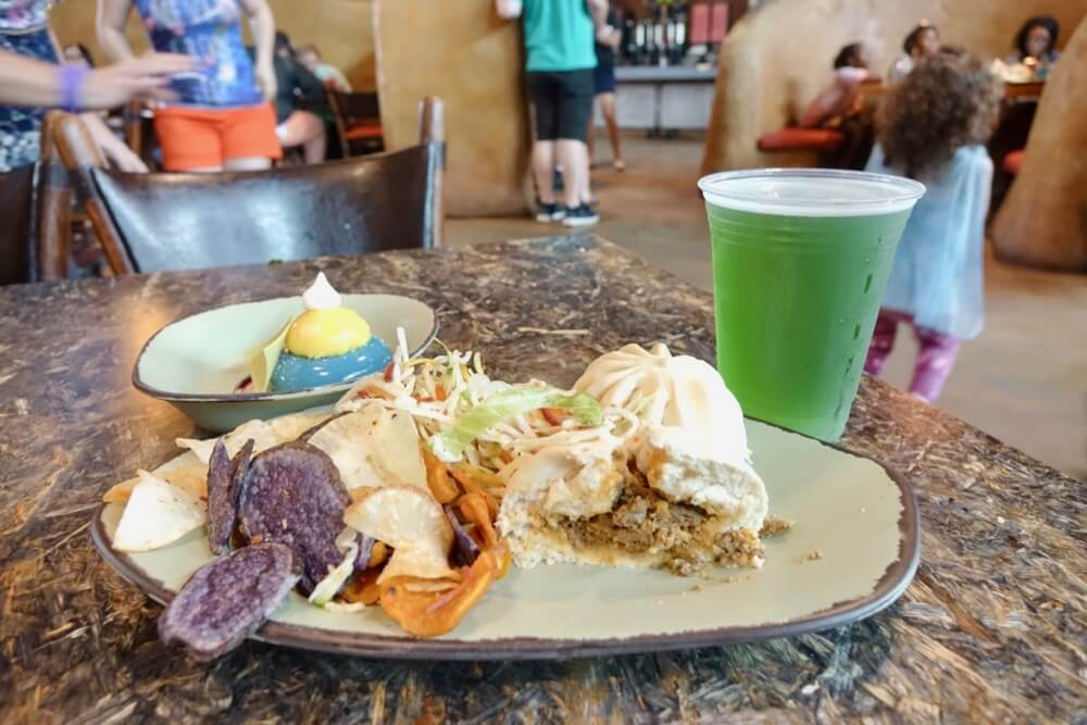 Pandora World Of Avatar - Sati'li Canteen Lunch