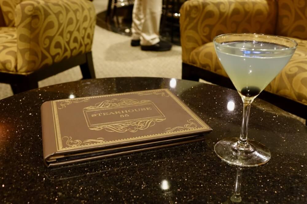 Best Bars and Lounges at Disneyland - Steakhouse 55 - Aviation