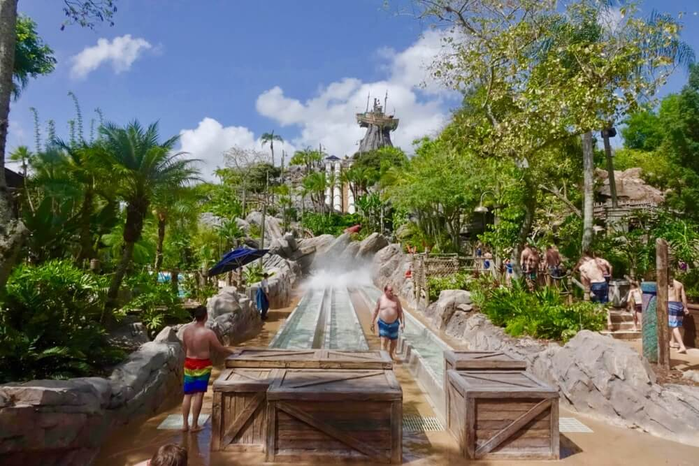 A Quick Dip Inside the Top Orlando Water Parks