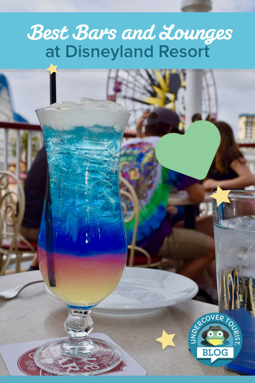 Best Bars and Lounges at Disneyland - Pinterest