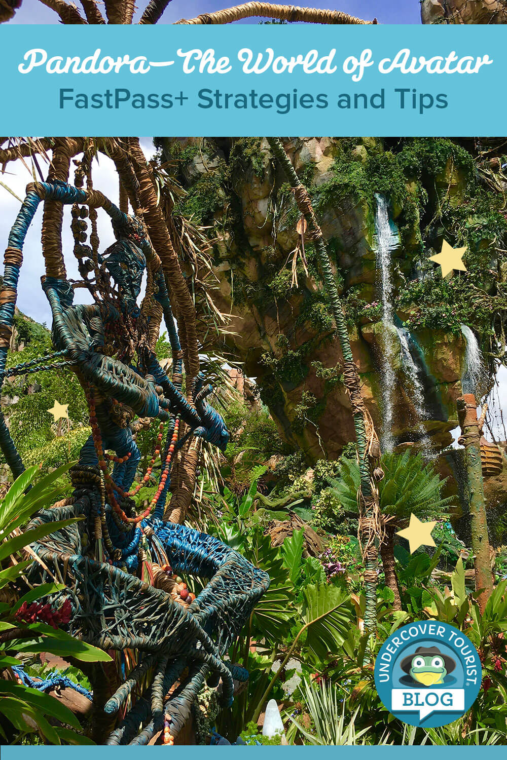 Pandora World of Avatar FastPass Tips