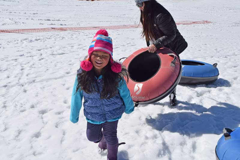 Find the Best Ski Resort for Your Family - Tubing